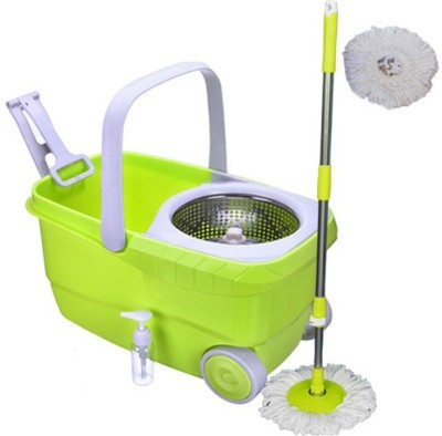satnam moveable clean fast Mop Set