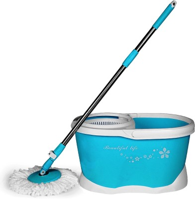 Wonder Spin Floor Cleaning Mop Set