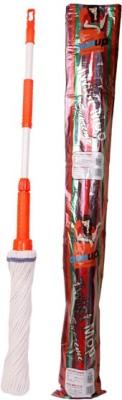 Pranay's Twist Mop Supreme Mop Set(Red)