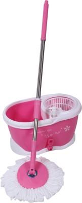 Birde sr-mop-pink-A4 Mop Set(Pink)