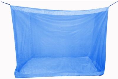 Mosnet Mosnet 5.5x6.5 feet Polynet Hanging Mosquito Net Mosquito Net(Blue)