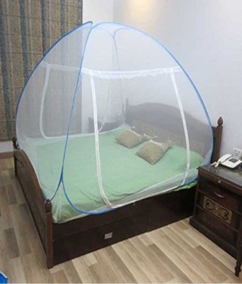 ans mosquito net single bed twist pattern Mosquito Net(blue)