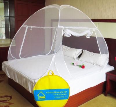 Verdioz plain white Mosquito Net