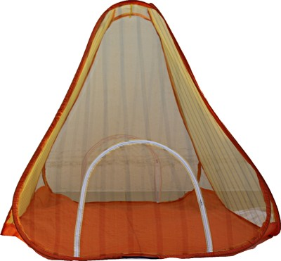 Riddhi orange tent 35 mtr mosquito net Mosquito Net(orange)