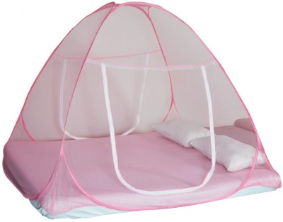 DIZIONARIO Double Bed With Cover Mosquito Net