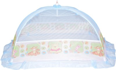 Baby Bucket Pooh Print,s Mosquito Net