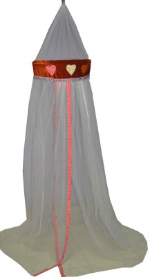 Creative Textiles Lovely Hearts Mosquito Net