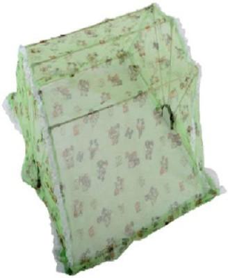 CHHOTE JANAB BABY MOSQUITO NET Mosquito Net(GREEN)