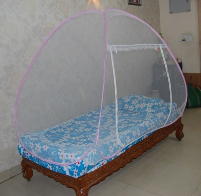 Apna Quality Net Single bed Mosquito Net