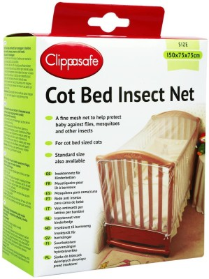 Clippasafe Bed Insect net Mosquito Net