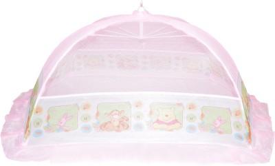 Baby Bucket Pooh Prints Mosquito Net