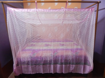 L N Bedding Polo Pink Mosquito Net