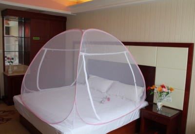 Dawn to dusk Double bed Folding mosquito net Mosquito Net