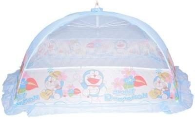 Baby Bucket Doraemon Print Mosquito Net