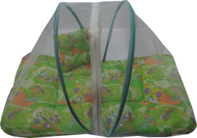 Muren Baby Bedding Set with Mosquito Net - Bear Mosquito Net