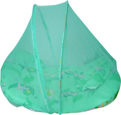 CHINMUN chinmun mosquito net Mosquito Net(Green)