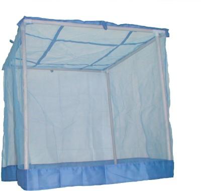 V. K. Enterprise 6-6 x 6-6 BLUE HDPE Mosquito Net