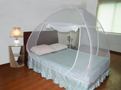 Asp Healthcare Pink Mosquito Net