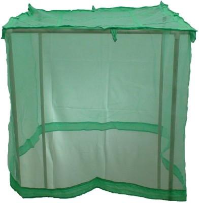 V. K. Enterprise 7 X 7 Green Hdpe Mosquito Net