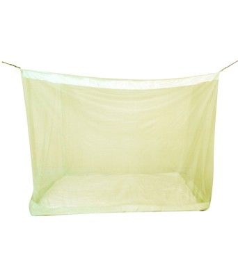 BLUE EYE Premium Quality king Size (6.5*8) ft Mosquito Net(Beige)