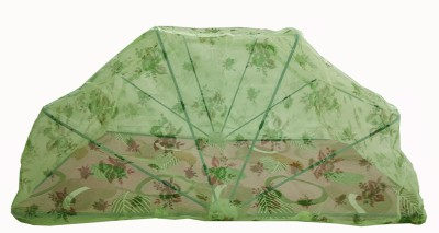 Mosnet 2 ft.*3 ft. Baby Folding Printed Mosquito Net
