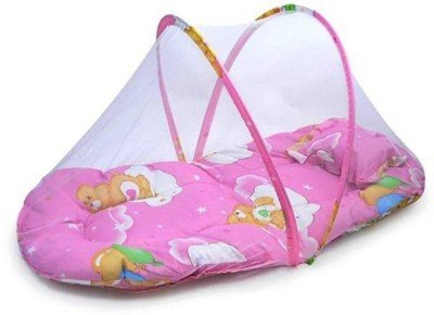 ITALISH Baby Bed Set Mosquito Net Multicolor Mosquito Net(Multicolor)