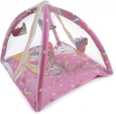 ROYAL SHRI OM BABY BED Mosquito Net