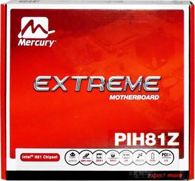 Mercury PIH81Z Motherboard