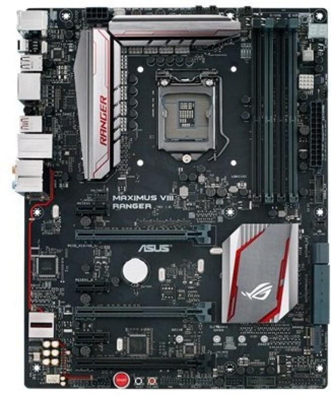 Asus MAXIMUS-VIII-RANGER Motherboard(Black)