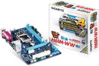 Gigabyte GA-H61M-WW with Paral