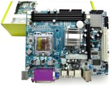 Zebronics ZEB945 Motherboard (Blue)