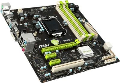 MSI B85M ECO Motherboard