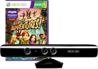 Microsoft Kinect for X-Box 360