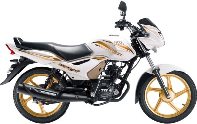 TVS Star City+ Gold (ES) ( Ex-showroom price starting from - Rs 49,706)