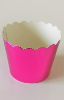 Reliable Packaging 10 - Cup Cupcake/Muffin Mould