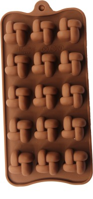 Scrazy 15 - Cup Chocolate Mould(Pack of 1)