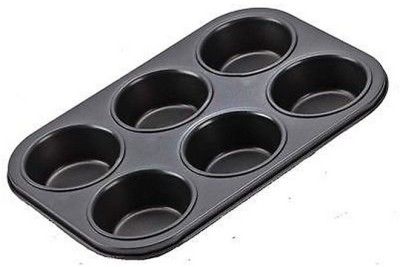 Alda Muffin Tray 6 Bakeware NA - Cup Mould