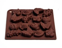 Snyter 16 - Cup Chocolate Mould(Pack of 1)