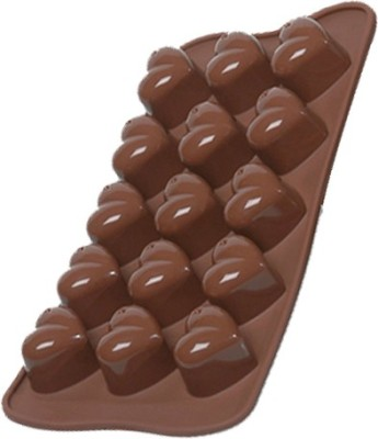 Mog Chocolate Heart 1 - Cup Mould