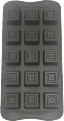 Toygully Square Choclate Mould Tray 15 - Cup Mould Tray