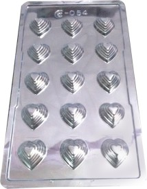 Creativities International 1 - Cup Chocolate Mould(Pack of 1)