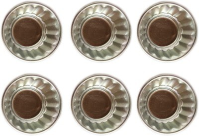 Rinkle trendz 6 - Cup Cupcake/Muffin Mould