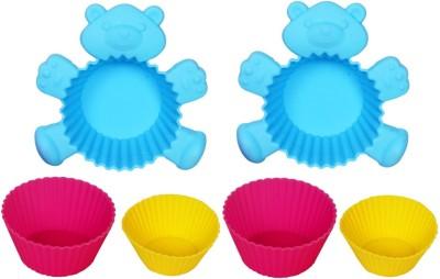 Evergold 6 - Cup Cupcake/Muffin Mould