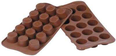Krypton 15 - Cup Chocolate Mould(Pack of 1)