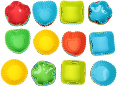 Curie 72 - Cup Cupcake/Muffin Mould