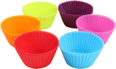 Dragon 6 - Cup Cupcake/Muffin Mould(Pack of 6)