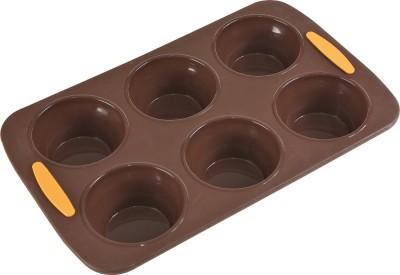 WonderChef Flatty 6 - Cup Cupcake/Muffin Mould
