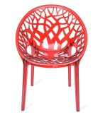 Nilkamal Crystal PP Moulded Chair (Finis...