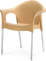 Nilkamal Novella 09 PP Moulded Chair(Finish Color - Matt Set of - 1)
