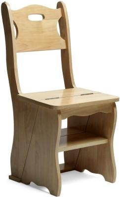 ARRA HDF Moulded Chair(Finish Color - Beige Set of - 1)